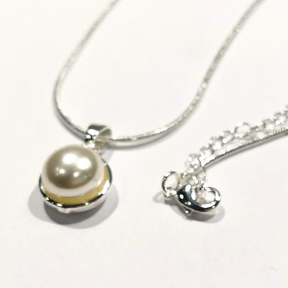 Alta calidad moda Metal plata borla, cadena de plata bañada y perlas collar de cadena larga suéter Patry collar joyería