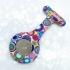 Reloj para medico hombre y mujer de moda imperdible de silicona colores original regalo