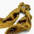 Goma de pelo con forma de pañuelo, accesorio para mujer.