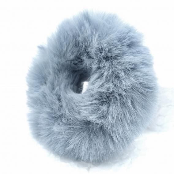 Coletero de moda para regalo de peluche, color azul. Pack 2 unidades