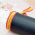 Pulsera bandera de España para hombre y mujer, ajustable de tela regalo retrovisor coche colgador