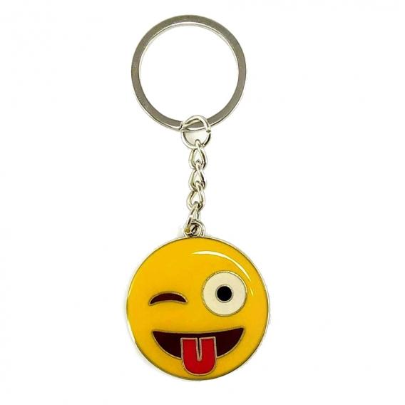 Llavero de emoticono emoji para hombre y mujer whatsapp de cara sonrisa originales regalos