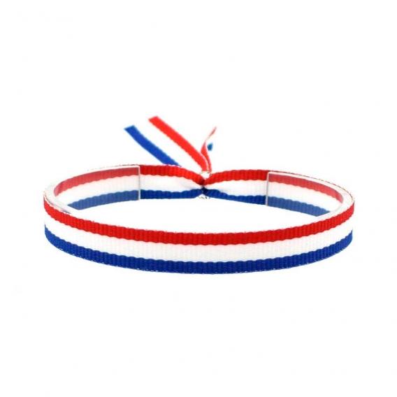 Pulsera bandera Francia, Rep.Checa, Países bajos... fútbol.