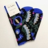 Calcetín con diseño de flores colorido para hombre y mujer de tallas 40-46