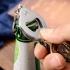 LLavero multiusos con bandera de españa pulsera para llaves cortauñas y abre botellas