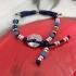 Pulseras de mujer en color plata de brazalete para regalos accesorios bisuteria BDM Anslow