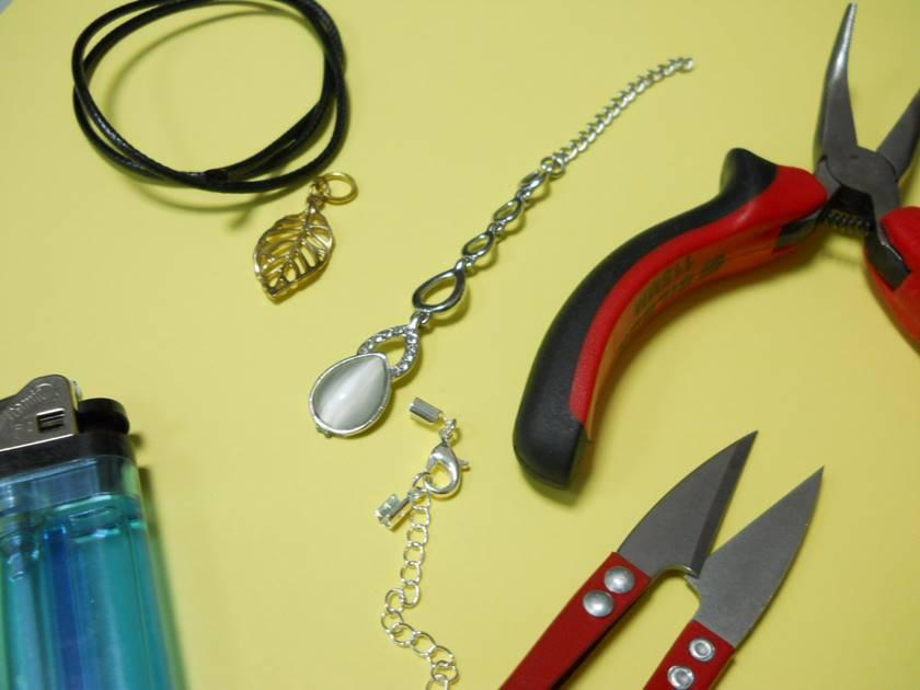 Herramientas para hacer tus propios collares