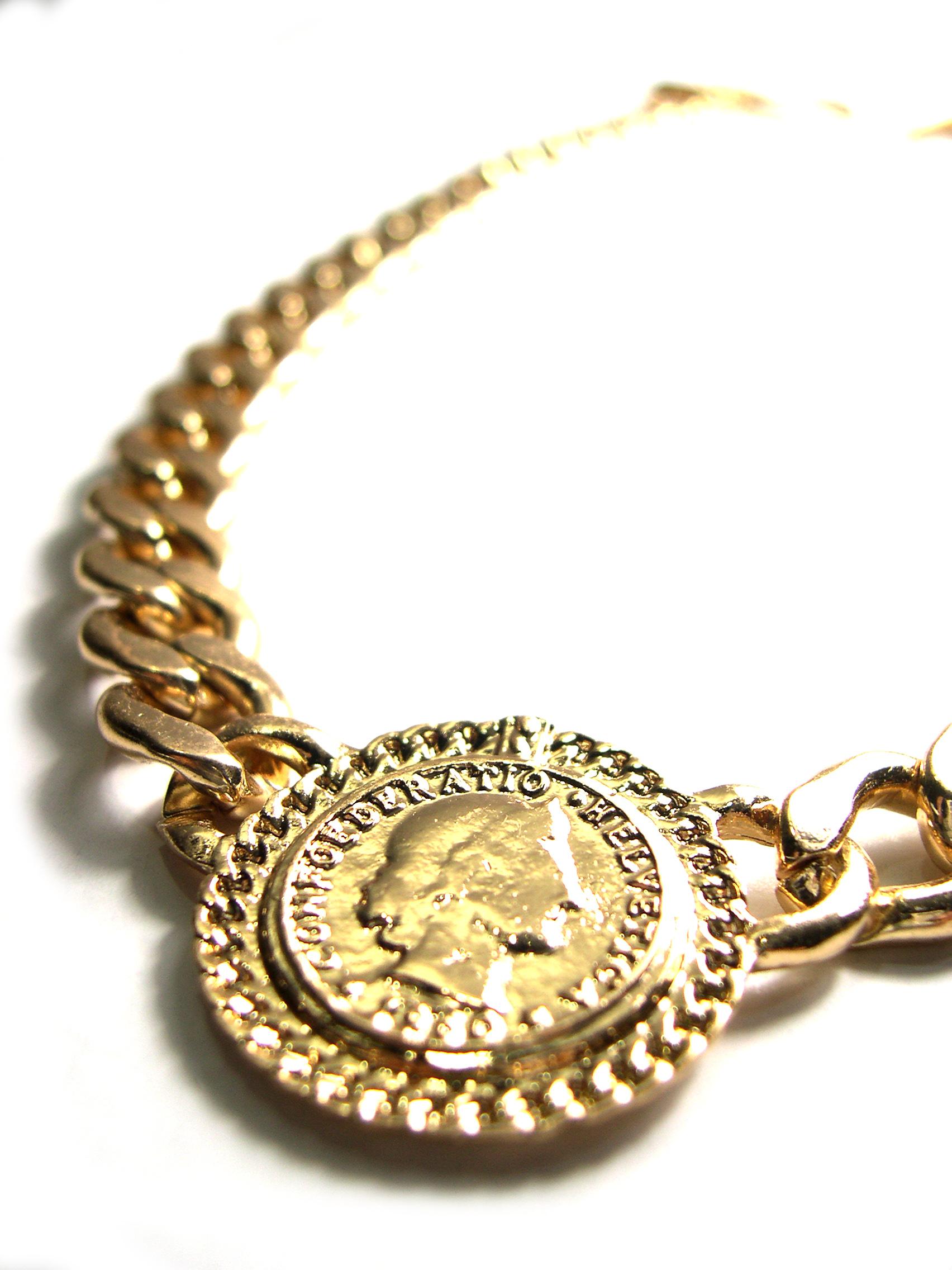 Collar Moneda