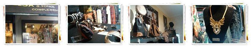 Complementos de moda y accesorios para mujer - BDM - ELISA - MADRID-ESPAÑA