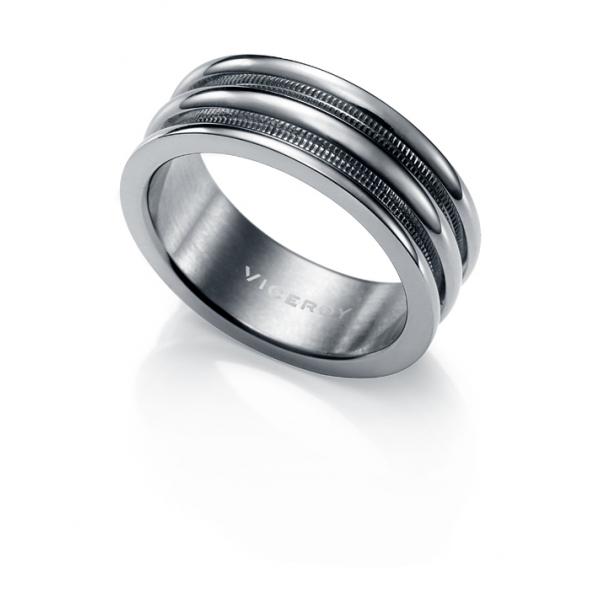anillos de acero antialergicos