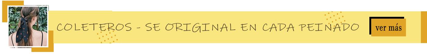 Coleteros - Se original en cada peinado