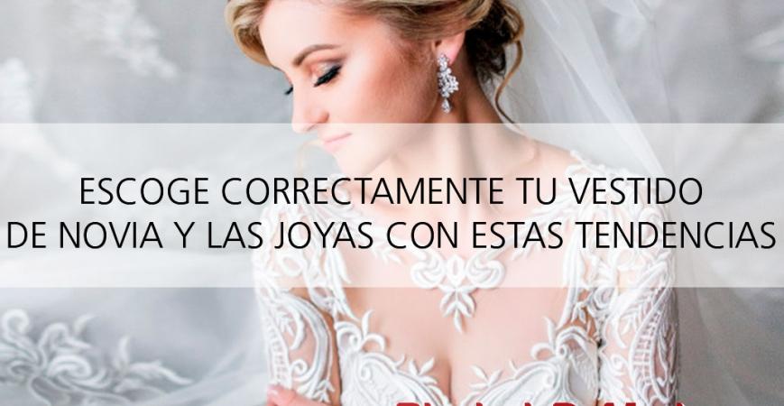 Estas son las nuevas tendencias de joyas para bodas que deberías conocer
