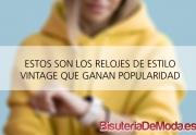Relojes estilo Casio pero baratos y de colores para hombres y mujeres
