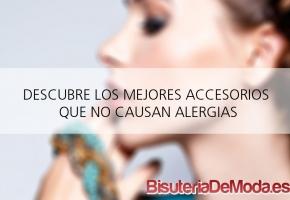 Collares antialérgicos para pieles sensibles