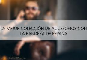 Pulsera de España de color verde oscuro ajustable
