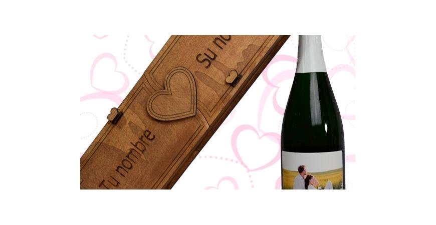 Crea tu propio vino - Vinos personalizados y regalos originales
