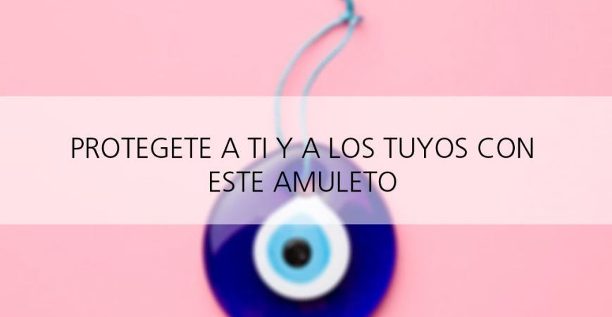 Esta es la pulsera para el mal de ojo que te servirá de amuleto