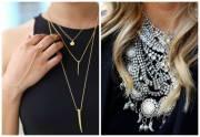 Collares de moda que deberías conocer que mejorarán tu forma de vestir